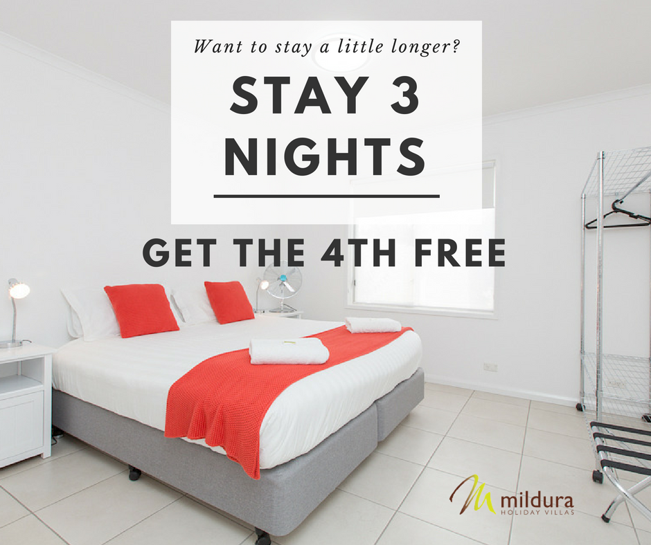 4th Night Free Offer